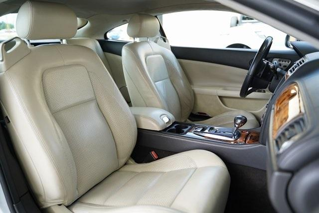 Used 2008 Jaguar XK Base for sale Sold at Gravity Autos Roswell in Roswell GA 30076 28