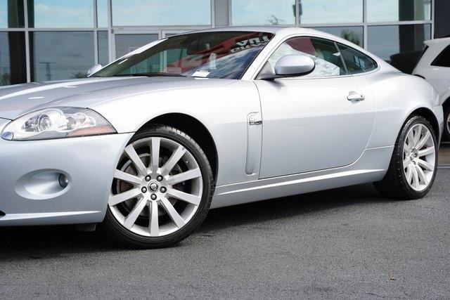 Used 2008 Jaguar XK Base for sale Sold at Gravity Autos Roswell in Roswell GA 30076 3