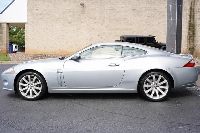 Used 2008 Jaguar XK Base for sale Sold at Gravity Autos Roswell in Roswell GA 30076 4