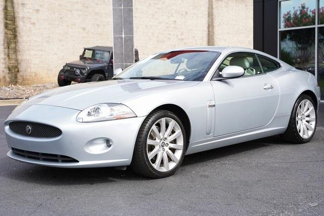 Used 2008 Jaguar XK Base for sale Sold at Gravity Autos Roswell in Roswell GA 30076 5