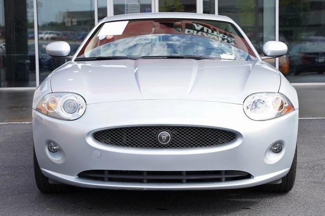 Used 2008 Jaguar XK Base for sale Sold at Gravity Autos Roswell in Roswell GA 30076 6