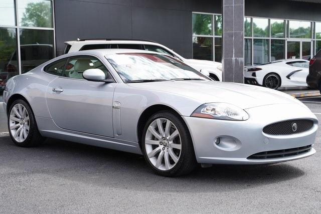 Used 2008 Jaguar XK Base for sale Sold at Gravity Autos Roswell in Roswell GA 30076 7