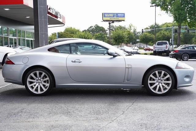 Used 2008 Jaguar XK Base for sale Sold at Gravity Autos Roswell in Roswell GA 30076 8