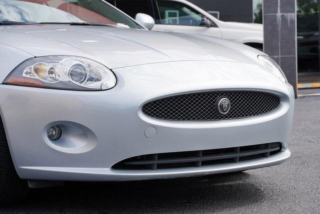 Used 2008 Jaguar XK Base for sale Sold at Gravity Autos Roswell in Roswell GA 30076 9