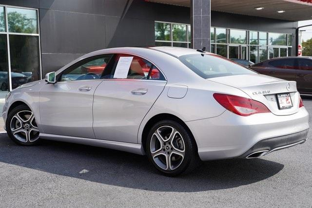 Used 2018 Mercedes-Benz CLA CLA 250 for sale $26,991 at Gravity Autos Roswell in Roswell GA 30076 11
