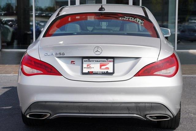 Used 2018 Mercedes-Benz CLA CLA 250 for sale $26,991 at Gravity Autos Roswell in Roswell GA 30076 12