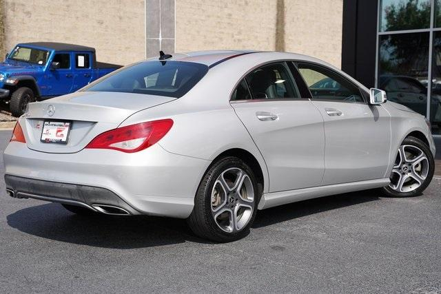 Used 2018 Mercedes-Benz CLA CLA 250 for sale $26,991 at Gravity Autos Roswell in Roswell GA 30076 13