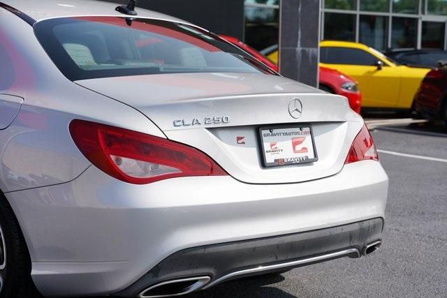 Used 2018 Mercedes-Benz CLA CLA 250 for sale $26,991 at Gravity Autos Roswell in Roswell GA 30076 14