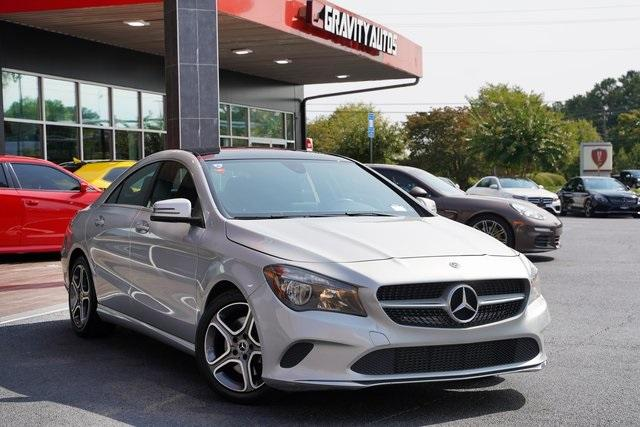 Used 2018 Mercedes-Benz CLA CLA 250 for sale $26,991 at Gravity Autos Roswell in Roswell GA 30076 2