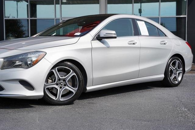Used 2018 Mercedes-Benz CLA CLA 250 for sale $26,991 at Gravity Autos Roswell in Roswell GA 30076 3