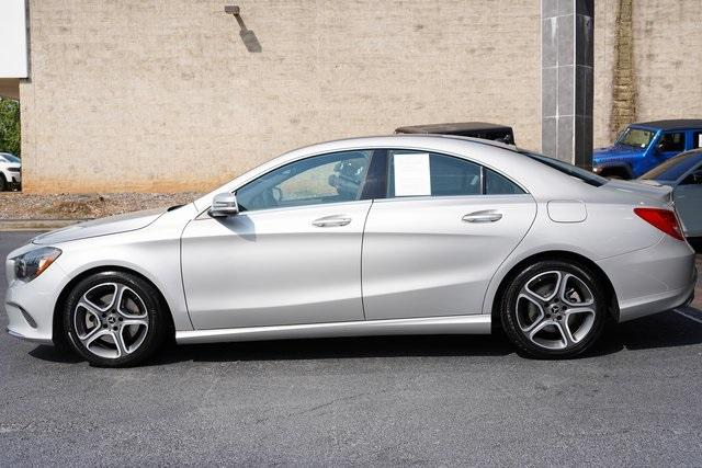 Used 2018 Mercedes-Benz CLA CLA 250 for sale $26,991 at Gravity Autos Roswell in Roswell GA 30076 4
