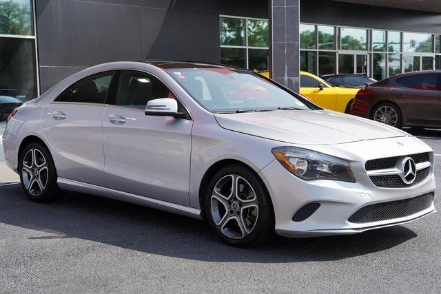 Used 2018 Mercedes-Benz CLA CLA 250 for sale $26,991 at Gravity Autos Roswell in Roswell GA 30076 7