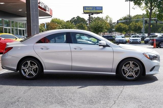 Used 2018 Mercedes-Benz CLA CLA 250 for sale $26,991 at Gravity Autos Roswell in Roswell GA 30076 8