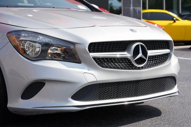 Used 2018 Mercedes-Benz CLA CLA 250 for sale $26,991 at Gravity Autos Roswell in Roswell GA 30076 9