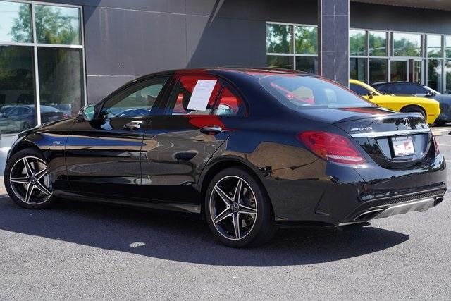 Used 2018 Mercedes-Benz C-Class C 43 AMG for sale $39,991 at Gravity Autos Roswell in Roswell GA 30076 11