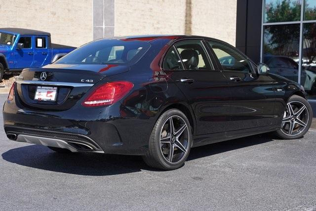 Used 2018 Mercedes-Benz C-Class C 43 AMG for sale $39,991 at Gravity Autos Roswell in Roswell GA 30076 13
