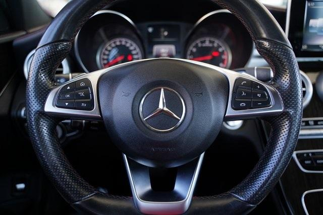Used 2018 Mercedes-Benz C-Class C 43 AMG for sale $39,991 at Gravity Autos Roswell in Roswell GA 30076 16