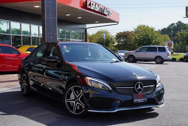 Used 2018 Mercedes-Benz C-Class C 43 AMG for sale $39,991 at Gravity Autos Roswell in Roswell GA 30076 2