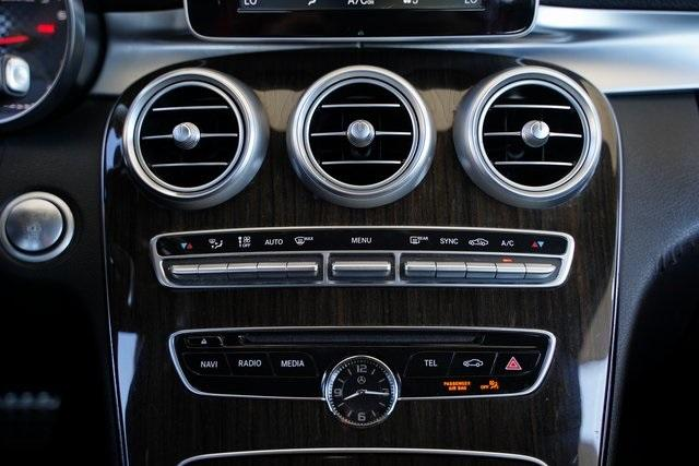 Used 2018 Mercedes-Benz C-Class C 43 AMG for sale $39,991 at Gravity Autos Roswell in Roswell GA 30076 23