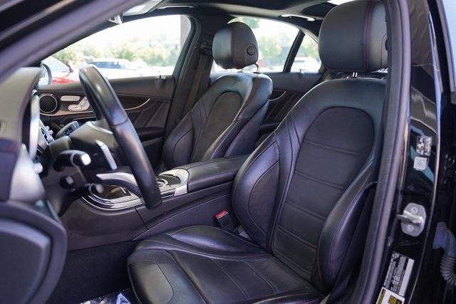 Used 2018 Mercedes-Benz C-Class C 43 AMG for sale $39,991 at Gravity Autos Roswell in Roswell GA 30076 26