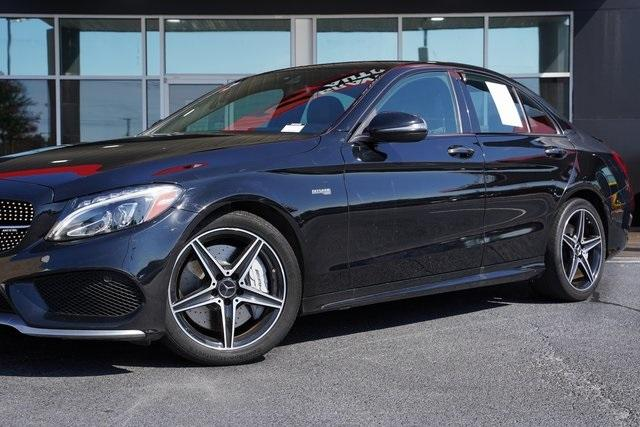 Used 2018 Mercedes-Benz C-Class C 43 AMG for sale $39,991 at Gravity Autos Roswell in Roswell GA 30076 3