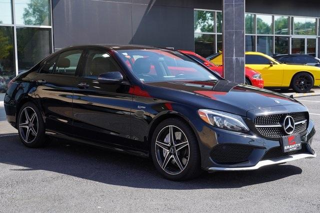 Used 2018 Mercedes-Benz C-Class C 43 AMG for sale $39,991 at Gravity Autos Roswell in Roswell GA 30076 7