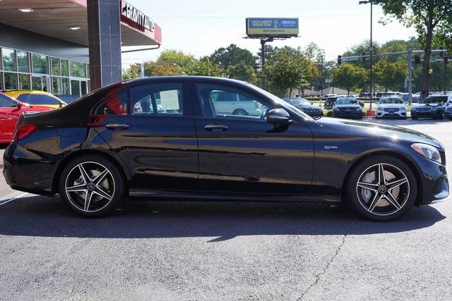 Used 2018 Mercedes-Benz C-Class C 43 AMG for sale $39,991 at Gravity Autos Roswell in Roswell GA 30076 8