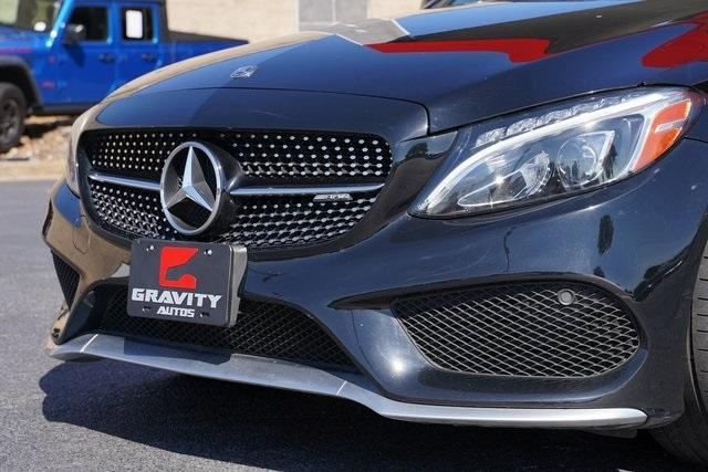 Used 2018 Mercedes-Benz C-Class C 43 AMG for sale $39,991 at Gravity Autos Roswell in Roswell GA 30076 9