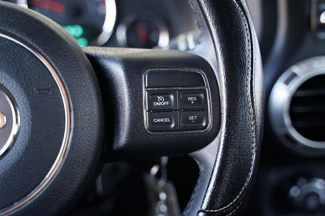 Used 2018 Jeep Wrangler JK Unlimited Sahara for sale $43,991 at Gravity Autos Roswell in Roswell GA 30076 18