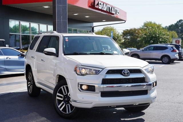 Used 2017 Toyota 4Runner Limited for sale $36,992 at Gravity Autos Roswell in Roswell GA 30076 2