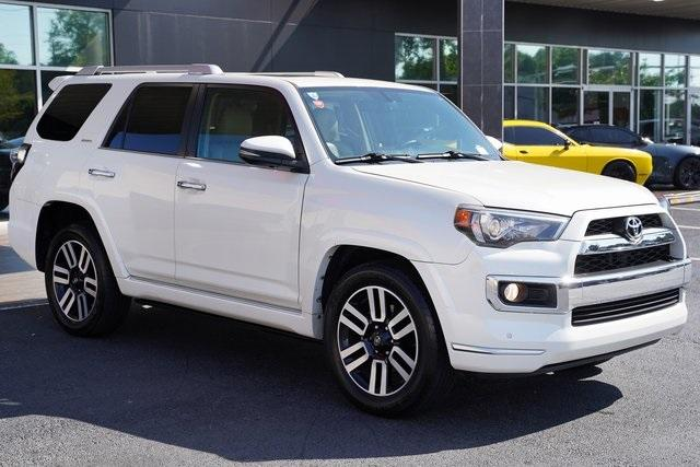 Used 2017 Toyota 4Runner Limited for sale $36,992 at Gravity Autos Roswell in Roswell GA 30076 7