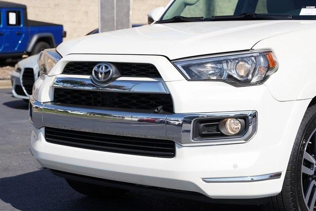 Used 2017 Toyota 4Runner Limited for sale $36,992 at Gravity Autos Roswell in Roswell GA 30076 9
