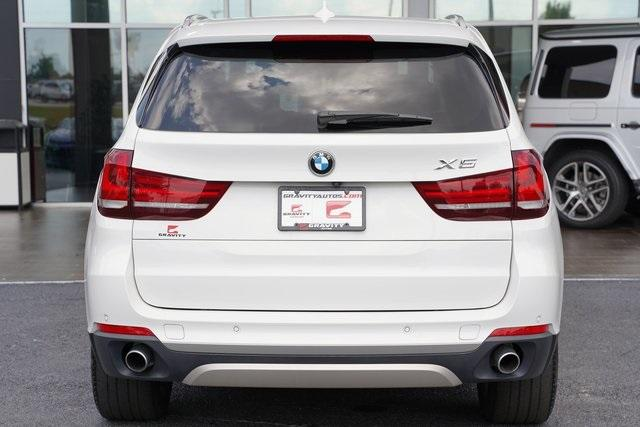 Used 2017 BMW X5 sDrive35i for sale $34,791 at Gravity Autos Roswell in Roswell GA 30076 12