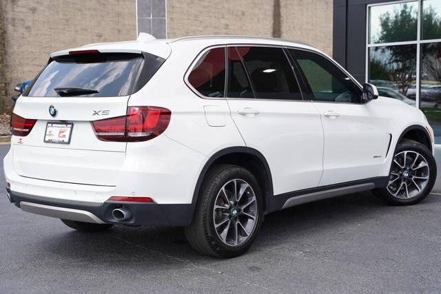 Used 2017 BMW X5 sDrive35i for sale $34,791 at Gravity Autos Roswell in Roswell GA 30076 13