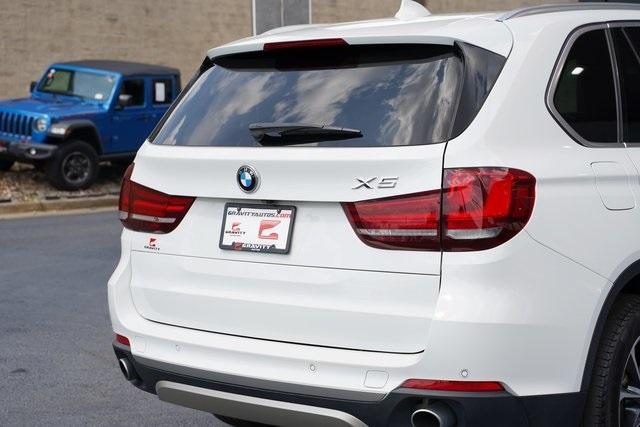 Used 2017 BMW X5 sDrive35i for sale $34,791 at Gravity Autos Roswell in Roswell GA 30076 14