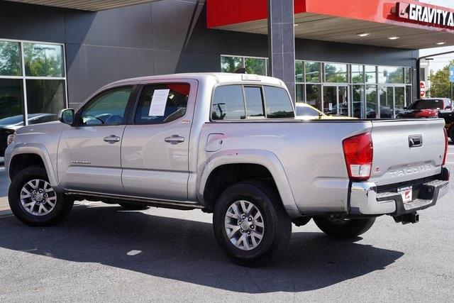 Used 2017 Toyota Tacoma SR5 for sale $30,791 at Gravity Autos Roswell in Roswell GA 30076 11