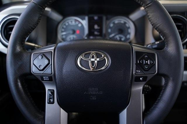 Used 2017 Toyota Tacoma SR5 for sale $30,791 at Gravity Autos Roswell in Roswell GA 30076 16