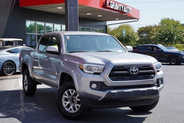 Used 2017 Toyota Tacoma SR5 for sale $30,791 at Gravity Autos Roswell in Roswell GA 30076 2