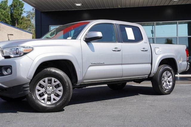 Used 2017 Toyota Tacoma SR5 for sale $30,791 at Gravity Autos Roswell in Roswell GA 30076 3
