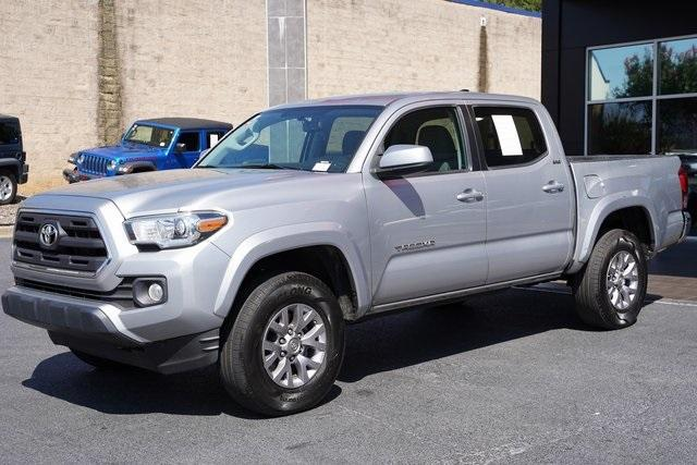 Used 2017 Toyota Tacoma SR5 for sale $30,791 at Gravity Autos Roswell in Roswell GA 30076 5