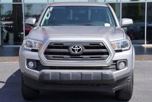 Used 2017 Toyota Tacoma SR5 for sale $30,791 at Gravity Autos Roswell in Roswell GA 30076 6
