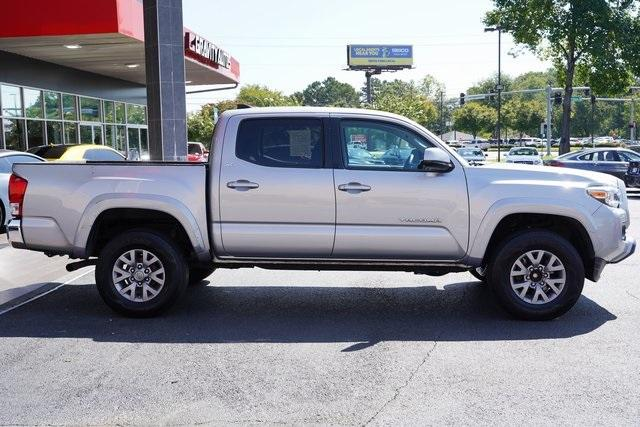 Used 2017 Toyota Tacoma SR5 for sale $30,791 at Gravity Autos Roswell in Roswell GA 30076 8