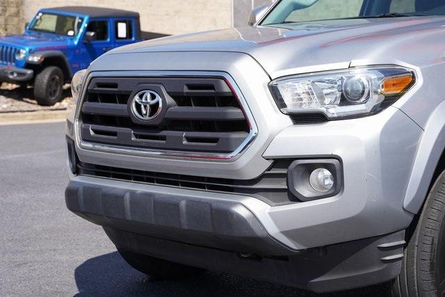 Used 2017 Toyota Tacoma SR5 for sale $30,791 at Gravity Autos Roswell in Roswell GA 30076 9
