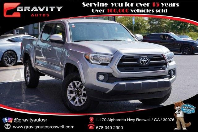 Used 2017 Toyota Tacoma SR5 for sale $30,791 at Gravity Autos Roswell in Roswell GA 30076 1