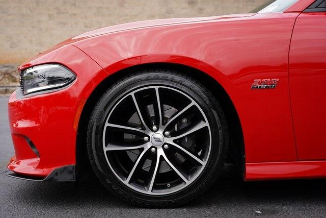 Used 2018 Dodge Charger R/T Scat Pack for sale $46,992 at Gravity Autos Roswell in Roswell GA 30076 10