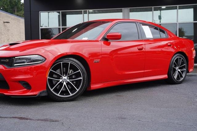 Used 2018 Dodge Charger R/T Scat Pack for sale $46,992 at Gravity Autos Roswell in Roswell GA 30076 3