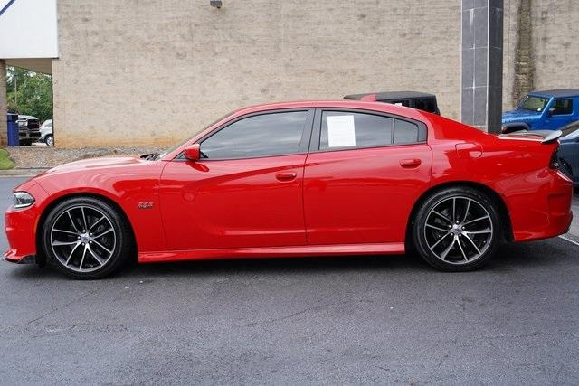 Used 2018 Dodge Charger R/T Scat Pack for sale $46,992 at Gravity Autos Roswell in Roswell GA 30076 4