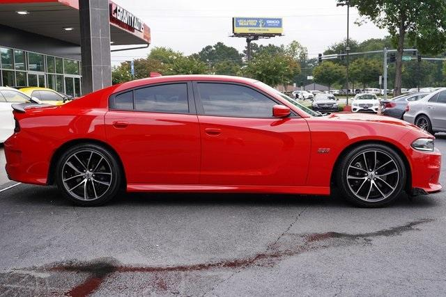 Used 2018 Dodge Charger R/T Scat Pack for sale $46,992 at Gravity Autos Roswell in Roswell GA 30076 8