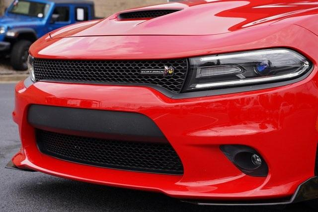 Used 2018 Dodge Charger R/T Scat Pack for sale $46,992 at Gravity Autos Roswell in Roswell GA 30076 9