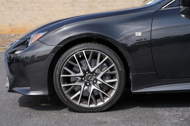 Used 2017 Lexus RC 200t for sale $34,991 at Gravity Autos Roswell in Roswell GA 30076 10